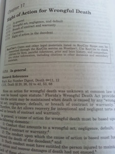 Definition of Wrongful Death